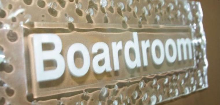 Marketeer in de boardroom