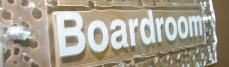 Marketeer in de boardroom