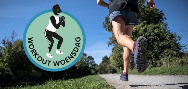 Week van de Werkstress: Workout Woensdag